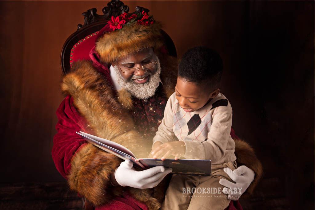 Johnson Family Santa 2018 Web 3
